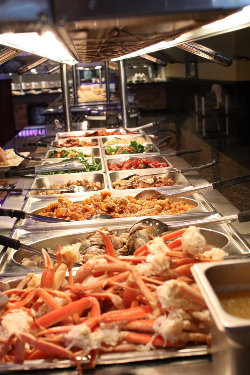 All Star Asian Buffet - Chinese - 203 Walmart Dr