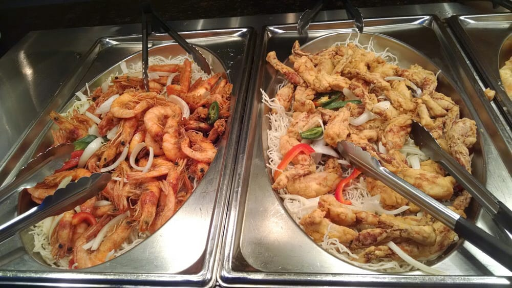 Asian star super buffet menu asian food for Asian cuisine buffet
